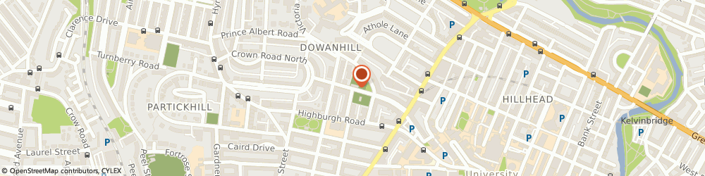 Route/map/directions to Voicebusiness, G12 9YB Glasgow, 15 Dowanside Road