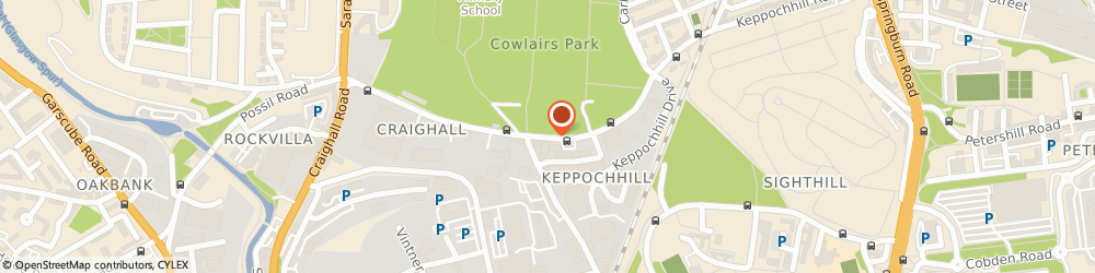 Route/map/directions to Esso - PHOENIX F/STN, G21 1HY Glasgow, 431 Keppochhill Road