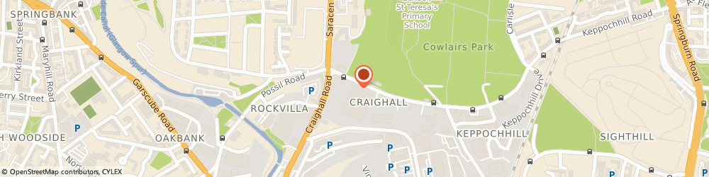 Route/map/directions to Booker Grocery Wholesaler, G4 9TD Glasgow, 154 Craighall Road