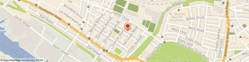 Route/map/directions to Louisa Dingwall (Acupuncturist), G14 9HW Glasgow, 48, Norse Rd