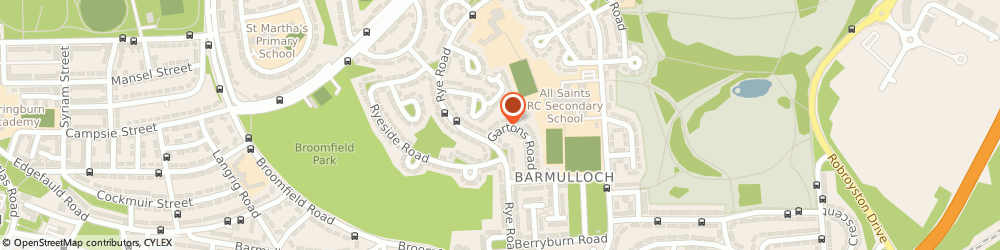 Route/map/directions to Expressway School of Motoring, G21 3HY Glasgow, 34 GARTONS ROAD
