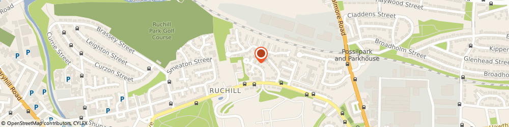 Route/map/directions to Modern Home Solutions Ltd, G20 9NE Glasgow, 1 Parkside Pl