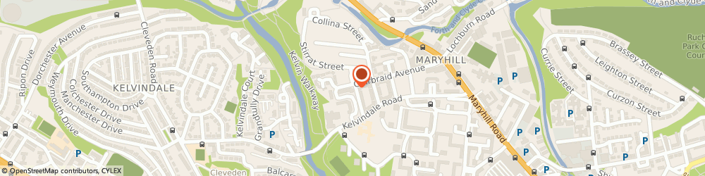 Route/map/directions to Andy Mann The Handy Man, G20 8DN Glasgow, 45 GAIRBRAID PL