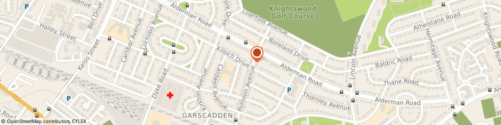 Route/map/directions to Barclays Roofing Services, G13 3AX Glasgow, 69 Polnoon Ave