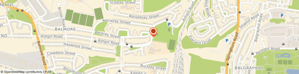 Route/map/directions to Blast It Clean, G22 7BD Glasgow, 257 Ashgill Rd