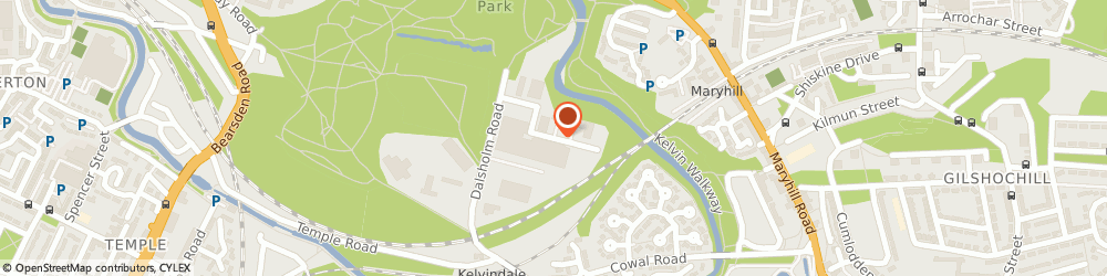 Route/map/directions to Graham Roofing, G11 6AA Glasgow, 33-35 Dalsholm Ave