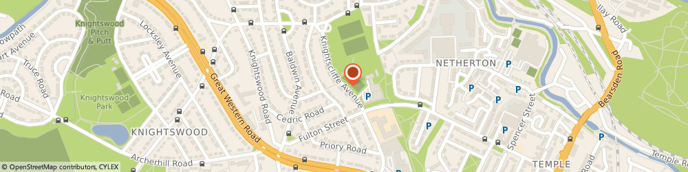 Route/map/directions to Kupso Martial Arts, G13 2RX Glasgow, 73 KNIGHTSCLIFFE AVE