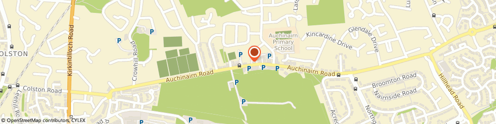 Route/map/directions to Auchinairn Bowling Club, G64 1NF Bishopbriggs, 95 AUCHINAIRN ROAD