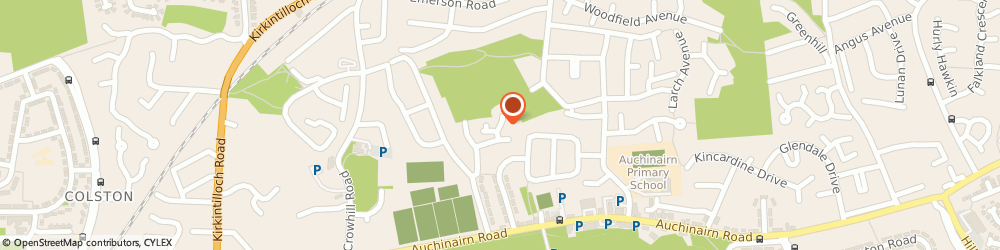 Route/map/directions to Trust Housing Association, G64 1UE Glasgow, Huntly Court