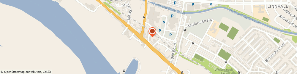 Route/map/directions to B-Able Business Services Ltd, G81 1SQ Clydebank, 11 Alexander Street
