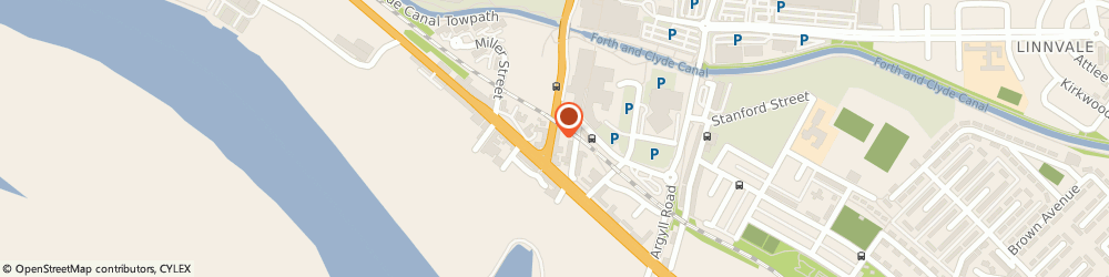 Route/map/directions to Apollo Blinds, G81 1TH Clydebank, 36 Kilbowie Road