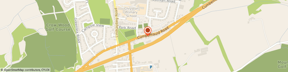 Route/map/directions to Fep Heat Care, G69 9NB Glasgow, 194, Cumbernauld Road