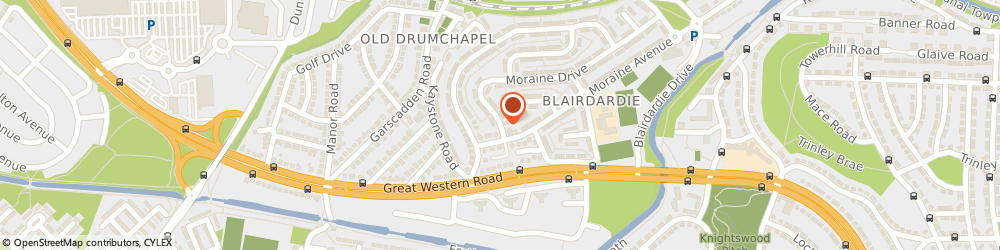 Route/map/directions to PRIDE  & JOY NURSERY LIMITED, G15 6HB Glasgow, 14 Moraine Drive