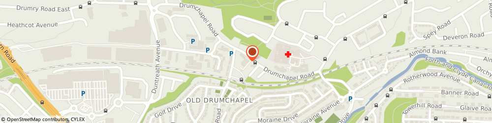 Route/map/directions to OLIVERS BOULEVARD & DRUMRY TAXIS LTD., G15 6QE Glasgow, 20 Drumchapel Road