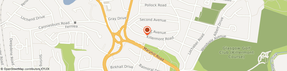 Route/map/directions to Royal Scottish National Orchestra, G2 3NX Glasgow, 19 Killermont Street