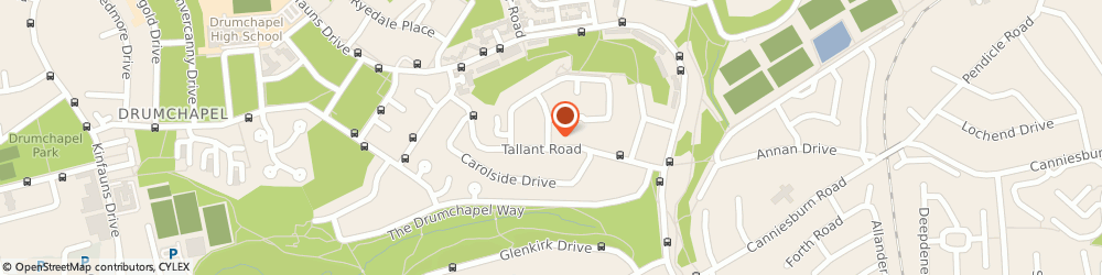 Route/map/directions to Boots, G15 7QR Glasgow, 8 Rozelle Ave