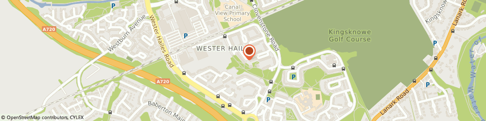 Route/map/directions to Right Choice Renovations, EH14 3AF Edinburgh, 24/8 Wester Hailes Park