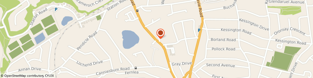 Route/map/directions to Dna Language Ltd, G61 2RG Glasgow, 32 Drymen Road