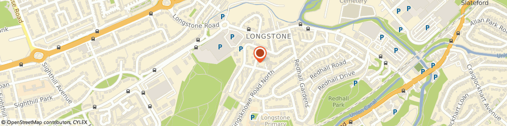 Route/map/directions to Rope Access Edinburgh, EH14 2BT Edinburgh, 47 Longstone Grove