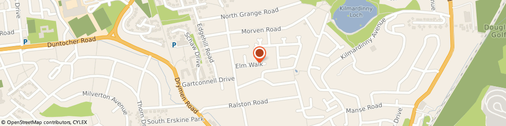 Route/map/directions to BEAUMONT WATSON CONSULTING LIMITED, G61 3BQ Bearsden, 15 Elm Walk