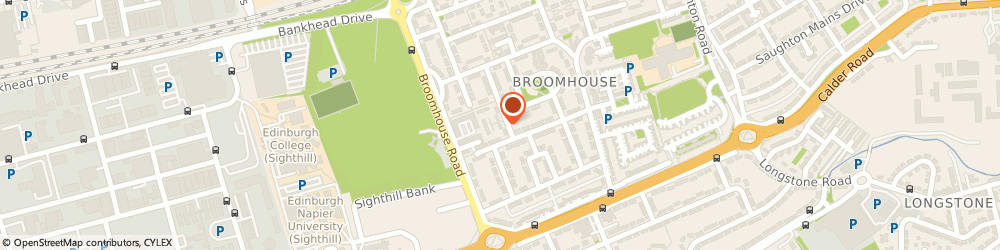 Route/map/directions to Practical Driving, EH11 3UJ Edinburgh, 5 Broomhouse Walk