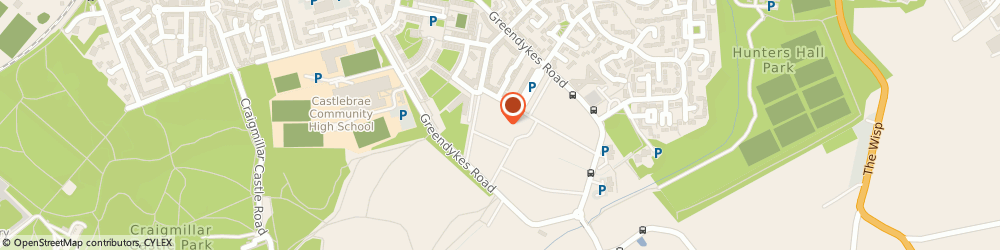 Route/map/directions to Mossystart Power Washing, EH16 4FS Edinburgh, 20 Capella Gardens