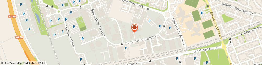 Route/map/directions to R&s Robertson Ltd, EH12 9EB Edinburgh, 15/6 SOUTH GYLE CRESCENT