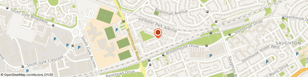 Route/map/directions to Simply The Best, EH12 9AG Edinburgh, 28D FORRESTER PARK LOAN