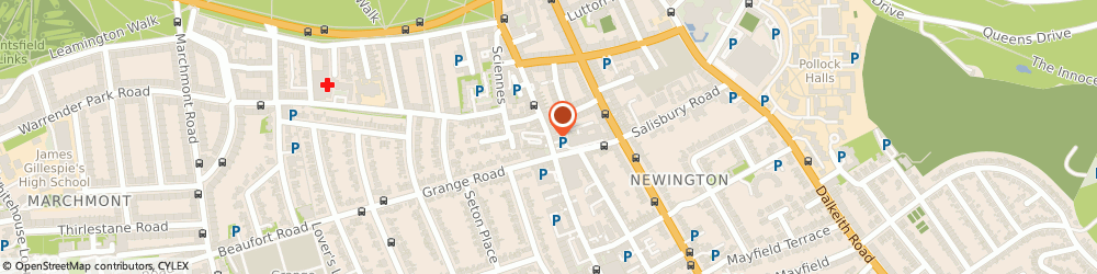 Route/map/directions to Alan Lawson & Son, EH9 1PH Edinburgh, 179-181 CAUSEWAYSIDE