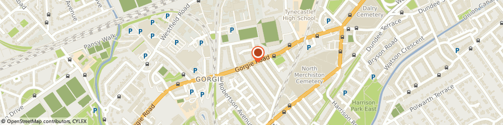 Route/map/directions to Gruni Food & Wine Limited, EH11 2PN Edinburgh, 214 Gorgie Road