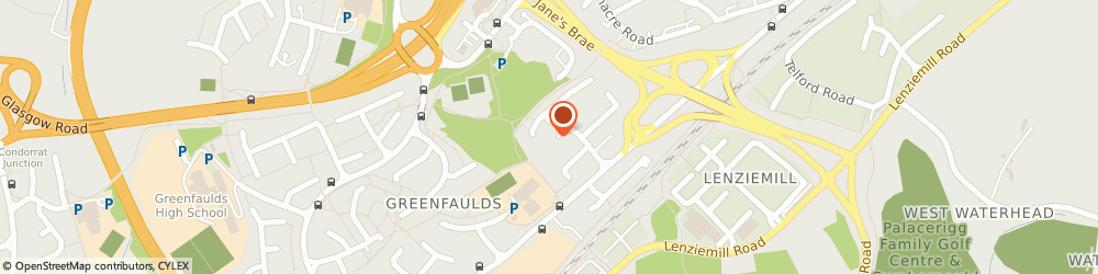 Route/map/directions to Cumbernauld Care Home, G67 4BW Glasgow, Abbotsford Road