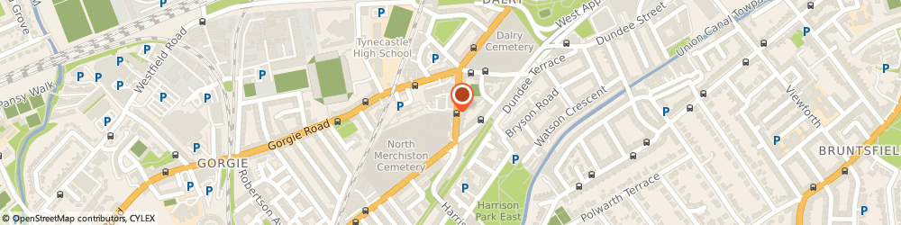 Route/map/directions to Forth Sector, EH11 2JL Edinburgh, SPRINGWELL HOUSE 42 ARDMILLAN TERRACE