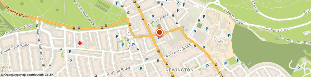 Route/map/directions to China Town, EH9 1QR Edinburgh, 13 Newington Road