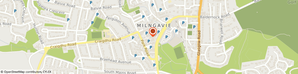 Route/map/directions to EXECUTIVE TAXIS LTD, G62 6BW Milngavie, 19 Stewart Street