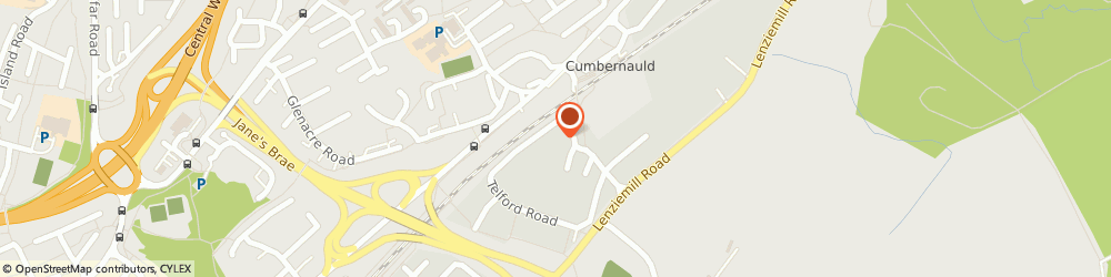 Route/map/directions to Cumbernauld Bathroom & Tile Centre, G67 2NJ Glasgow, 80-82 Telford Rd