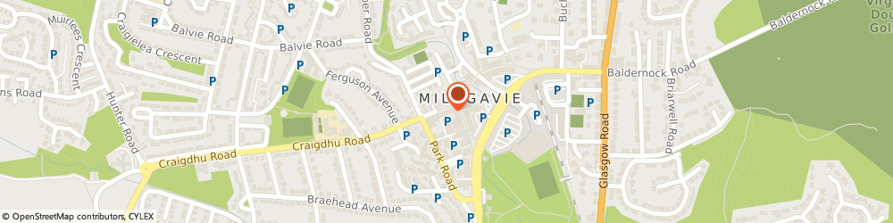 Route/map/directions to K9 Couture - Milngavie, G62 6BW Glasgow, 29 Stewart St