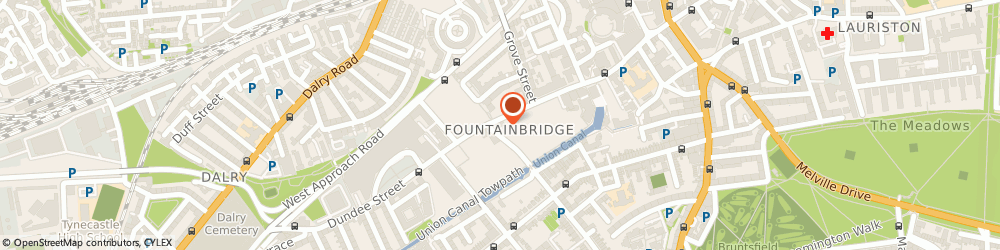 Route/map/directions to Mountgrange (Co-Investment) L.p., EH3 9AG Edinburgh, Edinburgh Quay, 133 Fountainbridge