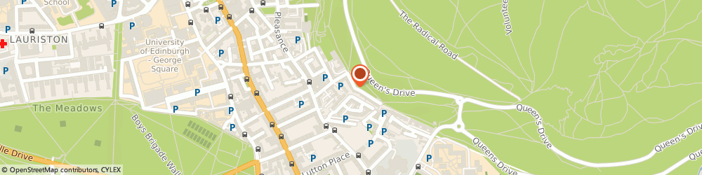 Route/map/directions to Select First School of Motoring, EH8 9SQ Edinburgh, FLAT 3F1, 2 ST. LEONARDS BANK
