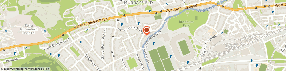 Route/map/directions to Scottish School Of Motoring, EH12 5QY Edinburgh, 33 RIVERSDALE RD