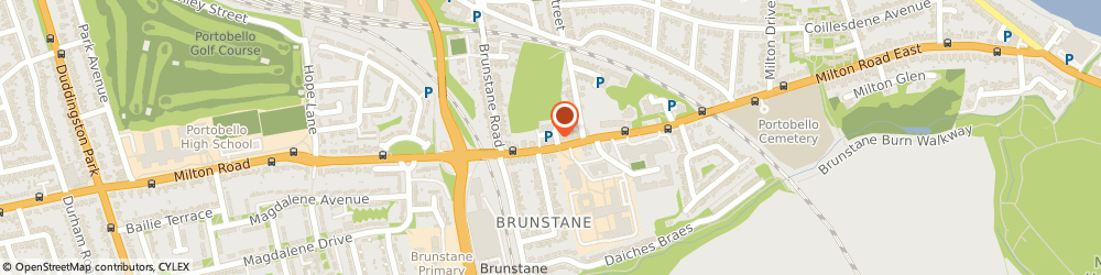 Route/map/directions to Rely on Us Cleaning, EH15 2ND Edinburgh, 13a/1 Milton Rd East