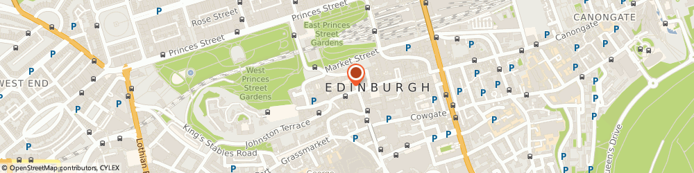 Route/map/directions to Heritage Of Scotland Kilts, EH1 2NT Edinburgh, 459-461 Lawnmarket