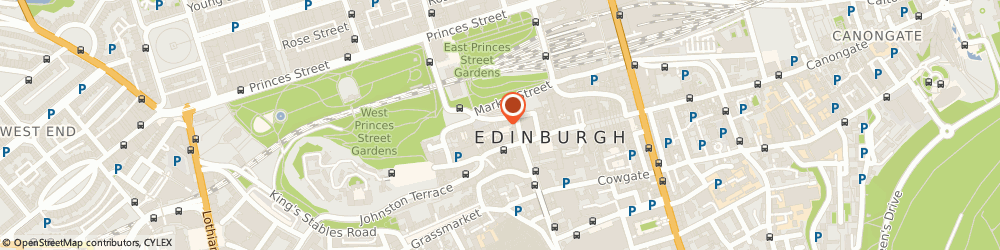 Route/map/directions to The Whiski Rooms, EH1 2LP Edinburgh, 4-7 North Bank Street