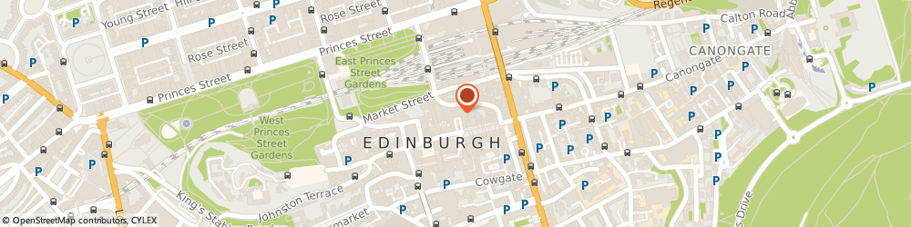 Route/map/directions to The Scotland Malawi Partnership, EH1 1YJ Edinburgh, Room 3/1, City Chambers, High Street