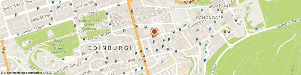 Route/map/directions to Royal Mile Silver, EH1 1 Edinburgh, High St