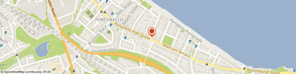 Route/map/directions to Friday Street, EH15 2AS Edinburgh, 302 Portobello High St