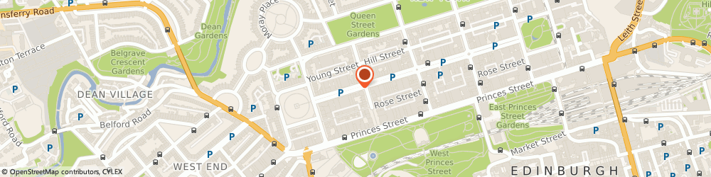 Route/map/directions to Trident Building Consultancy, EH2 4LH Edinburgh, 112 GEORGE STREET