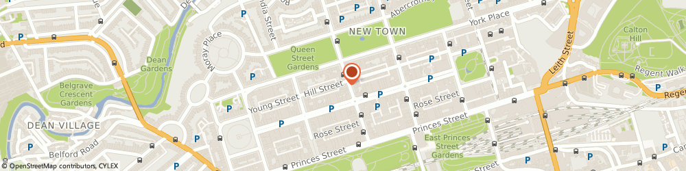 Route/map/directions to Adecco Employment Agency, EH2 1NG Edinburgh, 50 Frederick Street