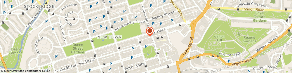 Route/map/directions to Scottish National Portrait Gallery, EH2 1JD Edinburgh, 1 Queen St