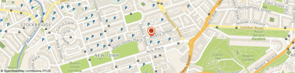 Route/map/directions to Systematic Consultancy Limited, EH1 3QB Edinburgh, HUDSON HOUSE, 8 ALBANY STREET