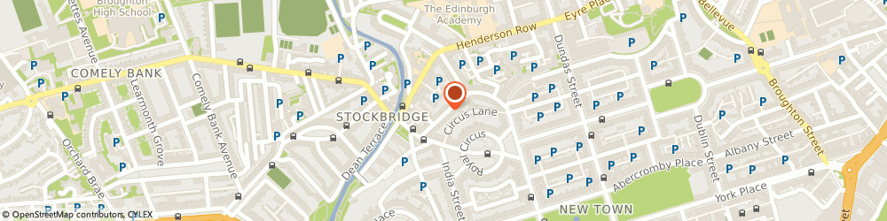 Route/map/directions to Antiques, EH3 5AL Edinburgh, 15 NEW TOWN ST. STEPHEN STREET